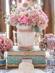 Beautiful rustic vintage wedding ideas