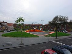 Beetsplein Playground, NL Architects and DS Landschaparchitecten, Dordrecht Netherlands 2003 - Playscapes