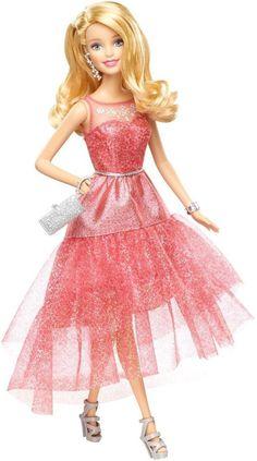 Barbie Pink & Fabulous 2015