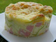 Ingrédients : 500 g de pâtes cuites 200 g de dés de jambon 80 g de fromage râpé 40 g de beurre 50 g de farine 600 g de lait 1/2 c à c de sel 2 pincées de poivre 2 pincées de noix de muscade Préparation: mettre dans le bol, le beurre et faire fondre 3...
