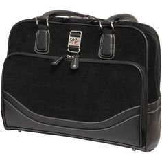 """Corduroy Notebook Tote Mobile Edge Classic (16"""" Pc And 15"""" Macbook)"""