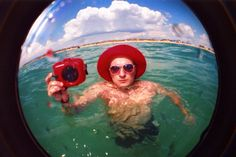 Taken using a Lomography fish-eye camera 10 December, Photography Gifts, Lomography, Advent, Shots, Fish, Magazine, Eye, Gallery