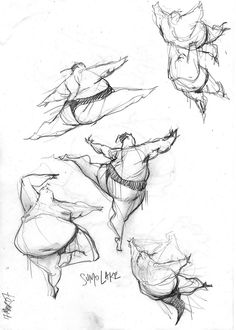 sumo dancers :)