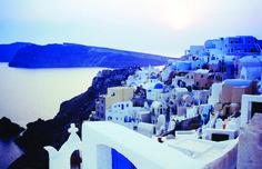 De Cycladen betoveren...