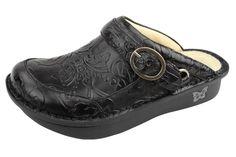 Alegria Shoes - Seville Yeehaw Black Professional Clog eef1a11eb00