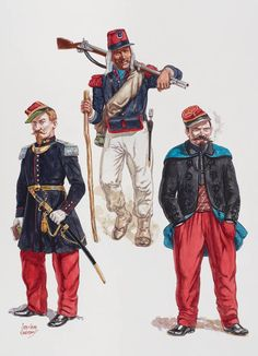 Osprey Publishing, French Foreign Legion, Crimean War, Second Empire, French Empire, French Army, Military History, Warfare, Modern History