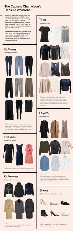 What's your ideal capsule wardrobe style? Take the quiz and find out. Capsule Wardrobe Women, Capsule Outfits, Fashion Capsule, Wardrobe Staples, Build Wardrobe, Wardrobe Ideas, Thrift Store Outfits, Mix Match Outfits, Clothing Staples