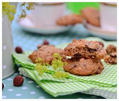 Indonesian Medan Food: Chocolate Chips Cookies A La Famous Amos (Kue Kering Coklat Chip)