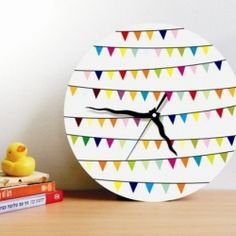 Cool clock ideas :D click through for more