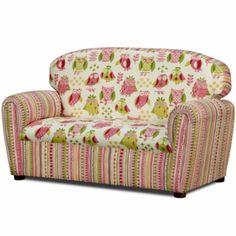 'It's a Hoot' Kids' Sofa Owl #owl #sofa #furniture