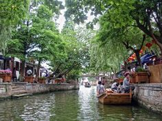 Zhujiajiao, China