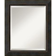 Hemingway Medium Mirror Amanti Art Rectangle Mirrors Home Decor