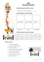 Reading Comprehension 2 worksheet - Free ESL printable worksheets made by teachers