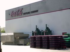 Coca-Cola Bottling Company of Orange in California
