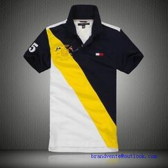 Fashionable T-shirt Tommy Hilfiger Tommy Hilfiger Polo Shirts, Polo T Shirts, Collar Shirts, Camisa Polo, Polo Shirt Design, Men's Fashion, Fashion Ideas, Shirt Designs, Menswear