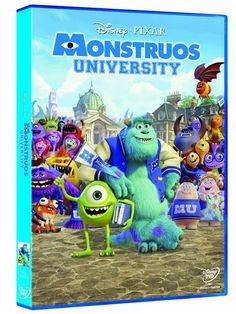 Disney Pixar presenta la divertida historia de cómo dos monstruos muy diferentes se conocieron y se convirtieron en los mejores amigos. Desde que era pequeño, Mike Wazowski ha soñado con ser asustador y sabe que los mejores asustadores estudian en Monstruos University (MU). Pero durante su primer semestre en MU, los planes de Mike se desmoronan cuando se cruza con el listillo de James P. Sullivan, un asustador nato.