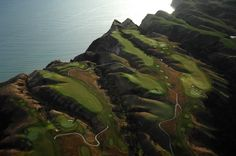 Cape Kidnappers Golf Course - New Zealand    www.seasonz.co.nz/index.php/experiences/123-luxury-golf-experience