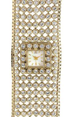 Gorgeous watch www.finditforweddings.com