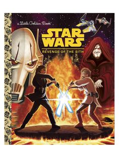 Penguin Random House Star Wars: Revenge of the Sith