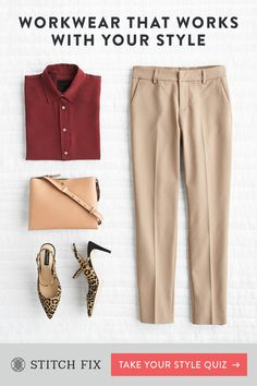 Looking for a new way to shop for women's clothes? Try a Stitch Fix personal stylist and get a box of handpicked clothing sent right to your door. Business Casual Outfits For Women, Business Casual Attire, Professional Attire, Business Dresses, Business Outfits, Business Clothes, Business Shoes, Desire Clothing, Chic Clothing