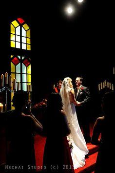 Rebeca & Mark's Wedding @ Wedding Photography Nechai Studio