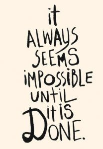so true.... 5 seemed impossible moving on to 6 this week :) gonna make it to 26.2 by April!
