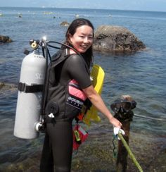 Scuba Girl, Womens Wetsuit, Diving, Japanese, Backpacks, Bags, Asian, Scuba Diving Suit, Handbags