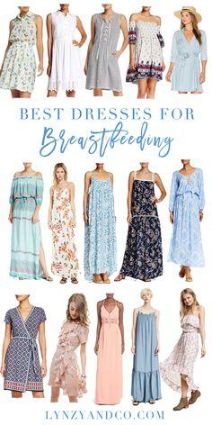 Best Tops for Breastfeeding for Spring & Summer