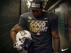 UCF Knights - Fiesta Bowl Good Night Shirt and Fiesta Bowl Champions Cap