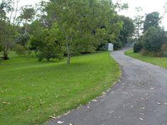 Pretty Long Driveway