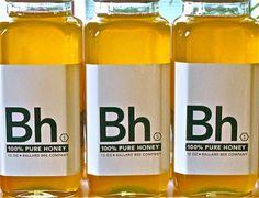 The fruits of Ballard Bee Company's labor.... Bh honey!
