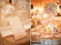 AN INTERTWINED EVENT: ROMANTIC TERRANEA WEDDING | intertwinedevents.com