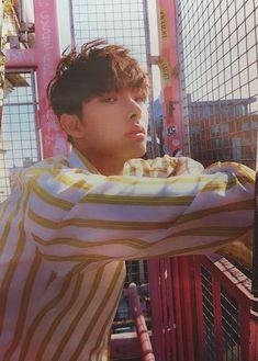 Mingi ATEEZ for Look Magazine Vol. Babe, Look Magazine, Woo Young, Kim Hongjoong, Kpop Guys, K Idol, One Team, Monsta X, Boyfriend Material