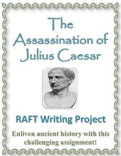 Caesar's Last Plans