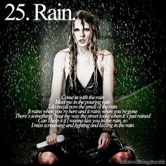 Come in With the Rain . Sparks Fly . Last Kiss . Forever & Always . Fearless . Hey Stephen . The Way I Loved You