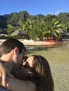 # honeymoon #Moorea #island Moorea Island, Couple Photos, Couples, Couple Shots, Couple Photography, Couple, Couple Pictures