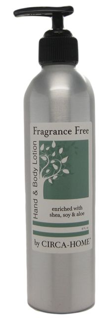 Fragrance Free Hand & Body Lotion | green 3 | #USAMade #NaturalSkinCare #AllNatural