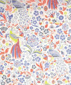 Liberty Art Fabrics Juno's Garden B Tana Lawn