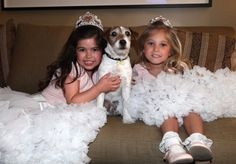 Sophia Grace & Rosie. I'm jealous of an 8 yr old, and a 5 yr old.