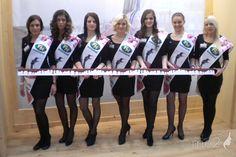 me2 Messehostessen auf der Messe Domotex in Hannover/Deutschland