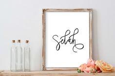 Selah from theprettypen.com