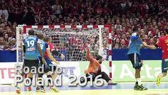 Europameisterschaft: Kroatien vs. Weißrussland   Sportdeutschland.TV