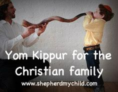 Ways to acknowledge Yom Kippur with your children