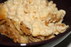 Smoked Horseradish Mac and Cheese