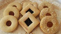 TraRita sütödéje és egyéb munkái : Linzer Doughnut, Cookies, Food, Crack Crackers, Biscuits, Essen, Meals, Cookie Recipes, Yemek