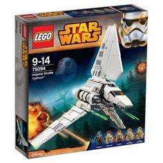 LEGO 6100616 Star Wars Imperial Shuttle Tydirium 75094 Building Kit for sale online Lego Do Star Wars, Star Wars Set, Star Wars Toys, Lego Batman, Lego Marvel, Spiderman, Model Building Kits, Lego Building, Chewbacca