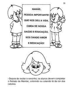 100 Atividades para o Dia das Mães! - ESPAÇO EDUCAR
