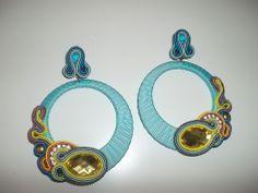 Shibori, Washer Necklace, Weaving, Beads, Womens Fashion, Jewellery, Silk, Beautiful, Ear Rings