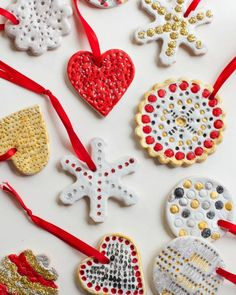 Kids Christmas, Xmas, Clay Christmas Decorations, Marie Claire, Homemade, Crafts, Blog, Copyright, Motifs