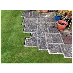 lawn edging | LS8090D Lite Edge Lawn Edging (with Connector) - 2m